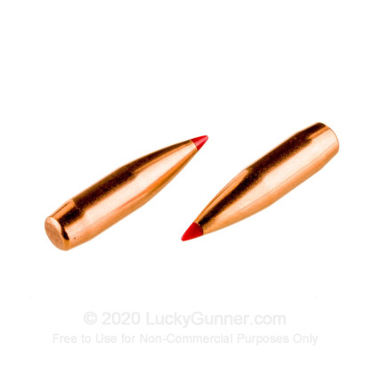 """Large image of Bulk 30 Cal (.308"""") Bullets for Sale - 178 Grain ELD Match Bullets in Stock by Hornady - 100"""