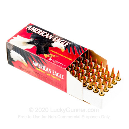 Image 3 of Federal .17 Win Super Mag (WSM) Ammo