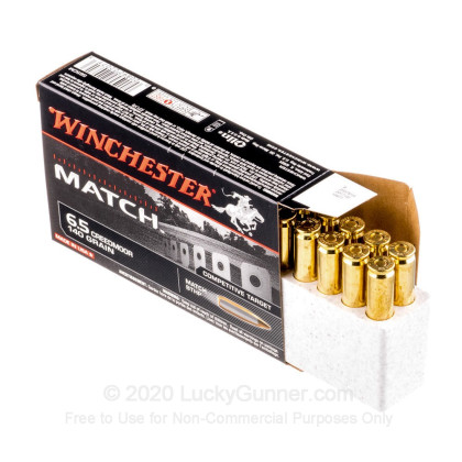 Image 3 of Winchester 6.5mm Creedmoor Ammo
