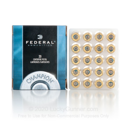 Image 10 of Federal .32 (Smith & Wesson) Long Ammo