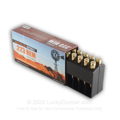 Image 3 of Australian Outback .223 Remington Ammo