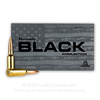 Image 2 of Hornady 6mm ARC Ammo