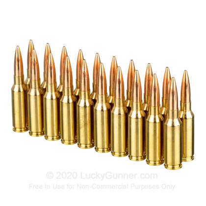 Image 4 of Hornady 6mm ARC Ammo