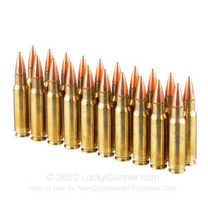 Image 4 of Hornady 6.8 Remington SPC Ammo