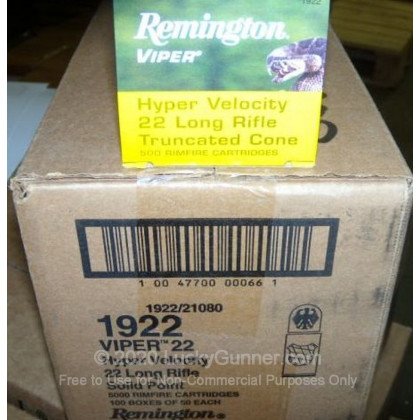 Image 2 of Remington .22 Long Rifle (LR) Ammo