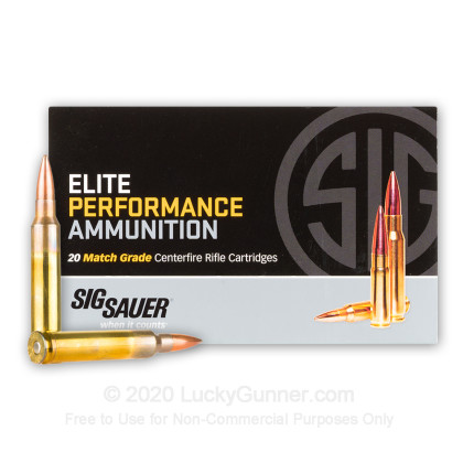 Image 2 of SIG SAUER .300 Winchester Magnum Ammo