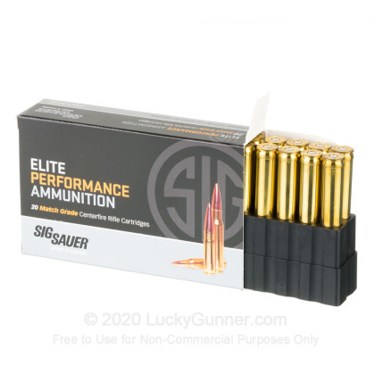 Image 3 of SIG SAUER .300 Winchester Magnum Ammo