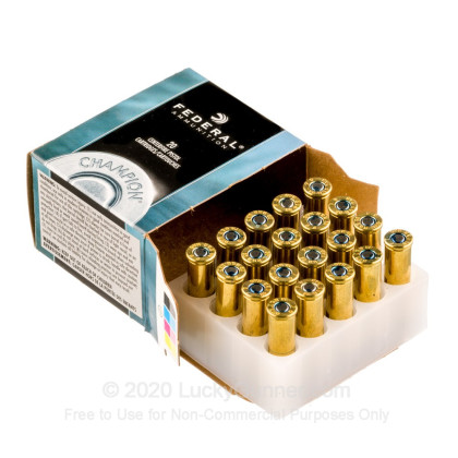Image 3 of Federal .32 H&R Magnum Ammo