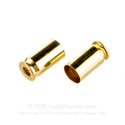 Large image of Bulk 45 ACP Brass Casings For Sale - 45 ACP Casings in Stock by Jagemann - 100