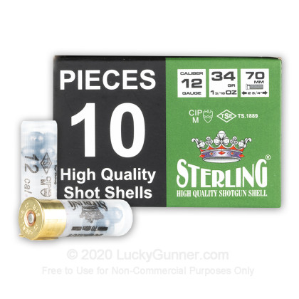 Image 1 of Sterling 12 Gauge Ammo