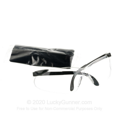 Large image of Champion Clear Shooting Glasses For Sale - 40614 - Champion Glasses in Stock