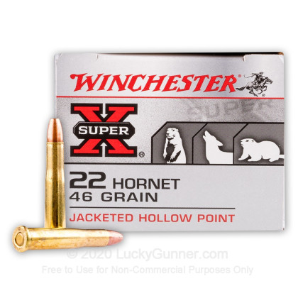 Image 1 of Winchester .22 Hornet Ammo
