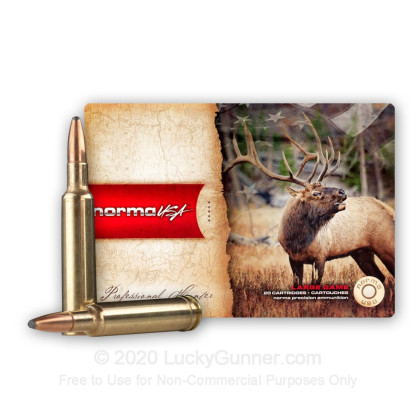 Image 2 of Norma 7mm Weatherby Ammo