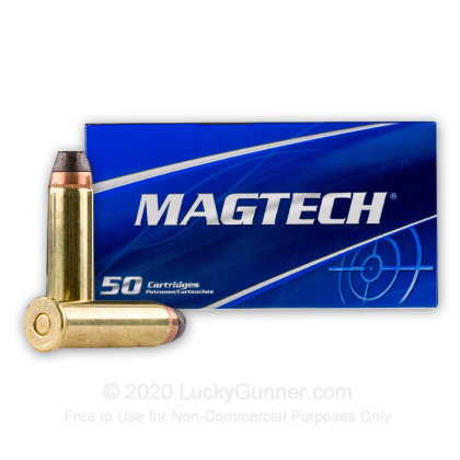 Image 2 of Magtech .357 Magnum Ammo
