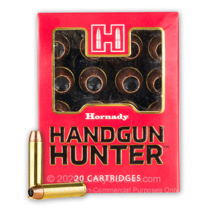 Image 2 of Hornady .460 Smith & Wesson Ammo