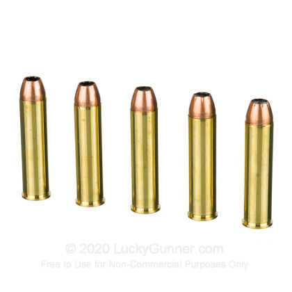 Image 4 of Hornady .460 Smith & Wesson Ammo
