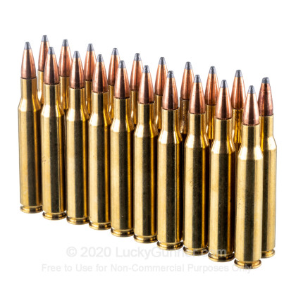 Large image of Hunting 270 Win PMC Ammo In Stock  - 130 gr SP Interlock - PMC  Ammunition For Sale Online - 20 Rounds