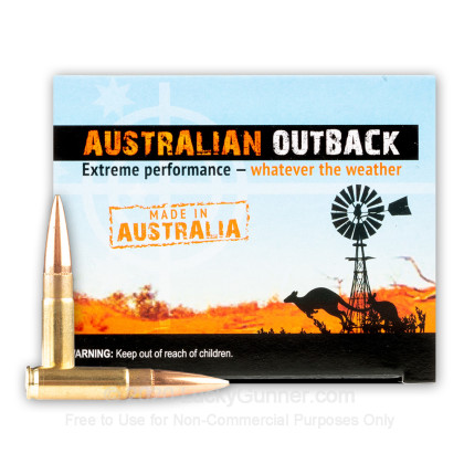 Image 2 of Australian Outback .300 Blackout Ammo