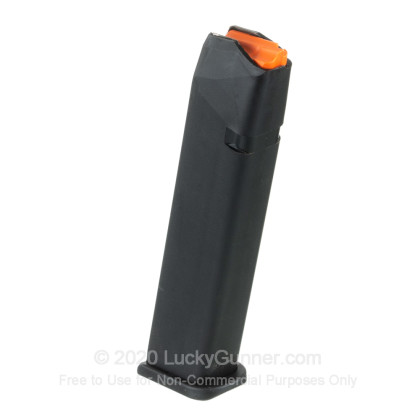 Large image of Factory Glock 9mm G17/19/26/34 24 Round Magazine For Sale - 24 Rounds