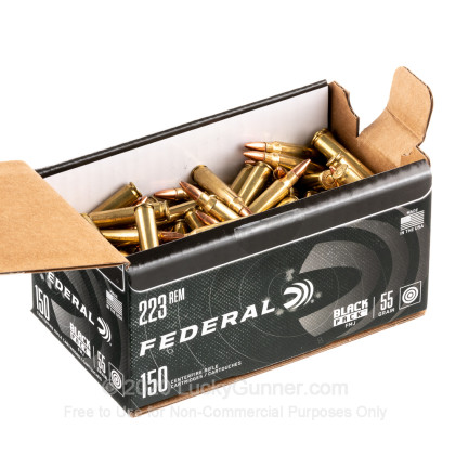 Image 3 of Federal .223 Remington Ammo