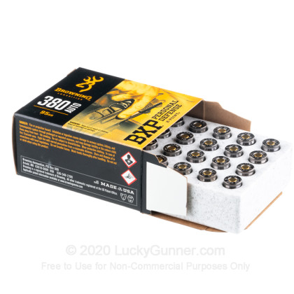 Image 3 of Browning .380 Auto (ACP) Ammo