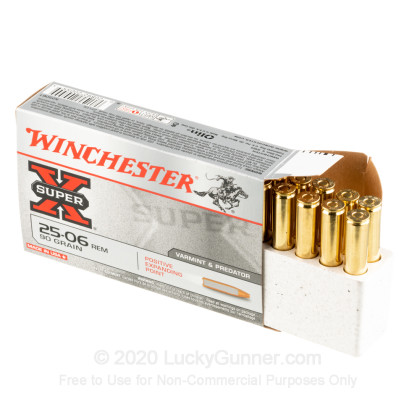 Image 3 of Winchester .25-06 Ammo