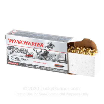 Image 3 of Winchester 7.62X39 Ammo