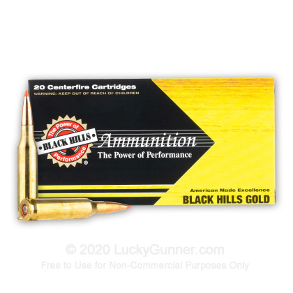 Image 2 of Black Hills Ammunition .260 Remington Ammo