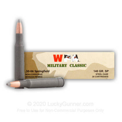 Image 3 of Wolf .30-06 Ammo