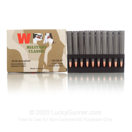 Image 7 of Wolf .30-06 Ammo