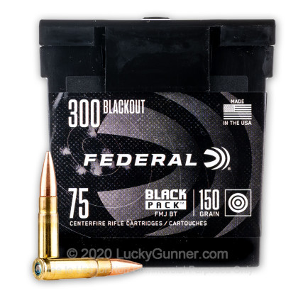 Image 1 of Federal .300 Blackout Ammo