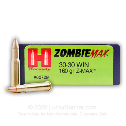 Image 1 of Hornady .30-30 Winchester Ammo