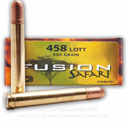 Image 1 of Federal 458 Lott Ammo