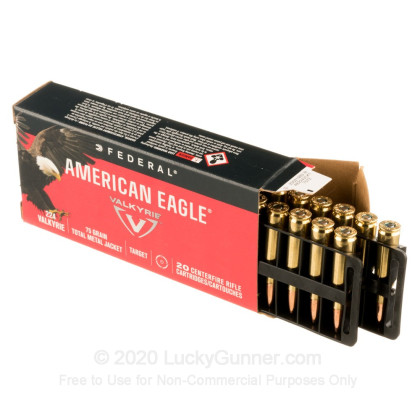 Image 3 of Federal .224 Valkyrie Ammo