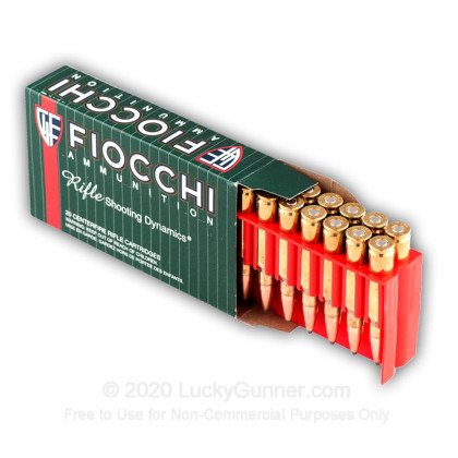 Image 7 of Fiocchi .308 (7.62X51) Ammo