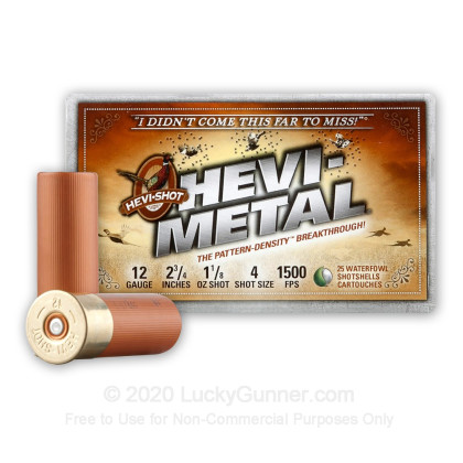Image 1 of Hevi-Shot 12 Gauge Ammo