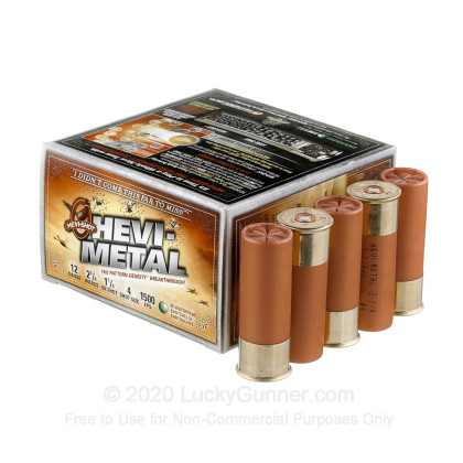 Image 3 of Hevi-Shot 12 Gauge Ammo