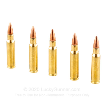 Image 4 of Remington 6.8 Remington SPC Ammo