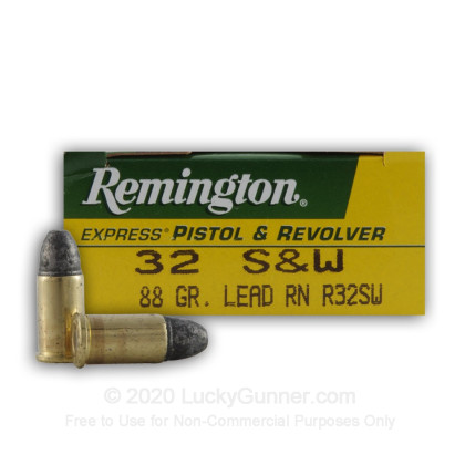 Image 1 of Remington .32 Smith & Wesson Ammo