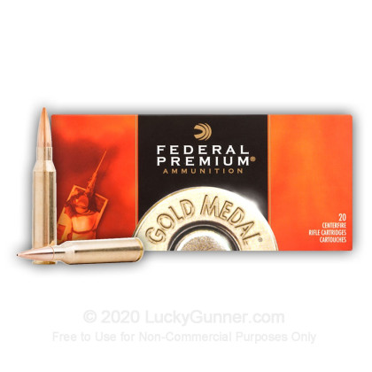 Image 2 of Federal .338 Lapua Magnum Ammo
