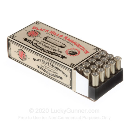 Image 3 of Black Hills Ammunition .44-40 WCF Ammo