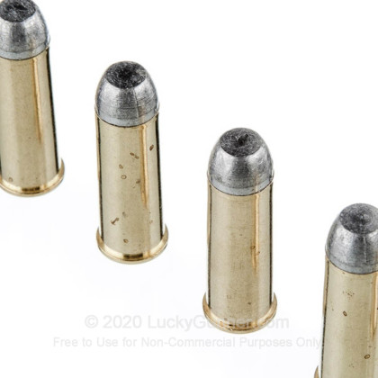 Image 5 of Black Hills Ammunition .44-40 WCF Ammo