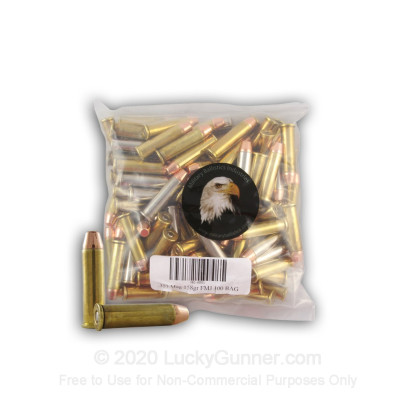 Image 3 of Military Ballistics Industries .357 Magnum Ammo