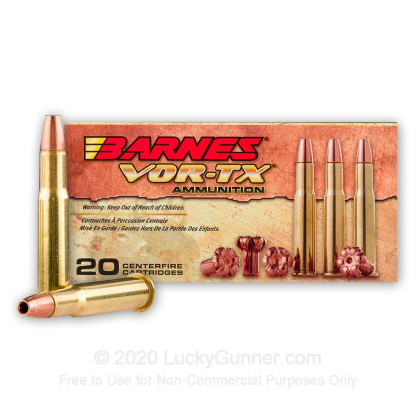 Image 2 of Barnes .30-30 Winchester Ammo