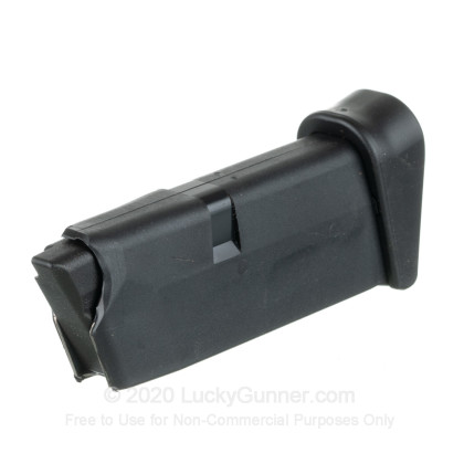Large image of Factory Glock 9mm G43 6 Round Magazine For Sale - 6 Rounds
