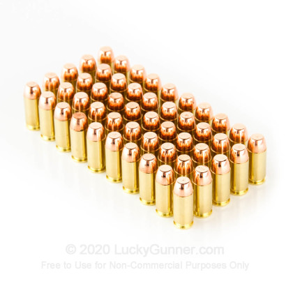 Image 4 of Fiocchi .40 S&W (Smith & Wesson) Ammo