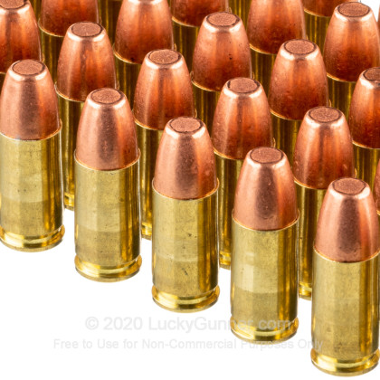 Image 5 of Blazer Brass 9mm Luger (9x19) Ammo