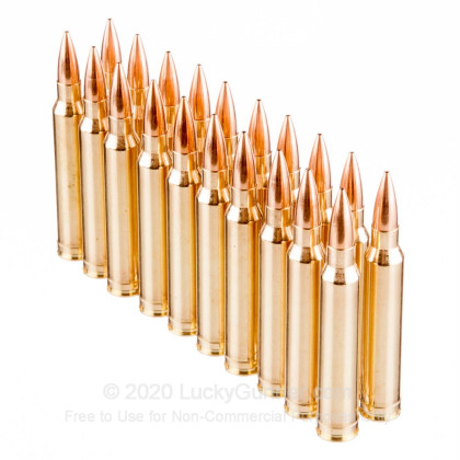 Image 4 of Barnes .300 Winchester Magnum Ammo