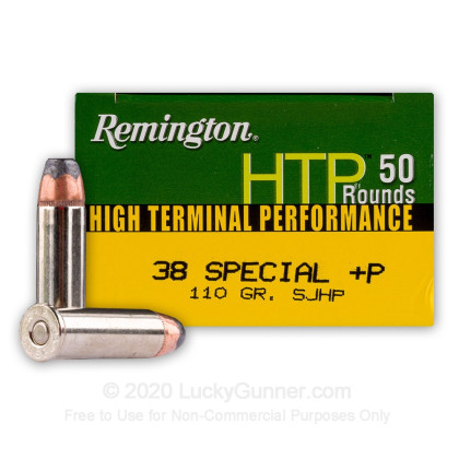Image 1 of Remington .38 Special Ammo
