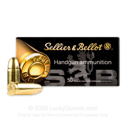 Image 2 of Sellier & Bellot .32 Auto (ACP) Ammo